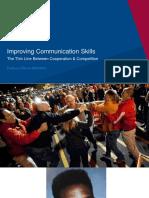 Improving Communication Skills slides
