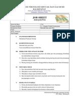JS 17.01 Jenis-jenis Peta Dan Penampangnya-Unsur-unsur Peta Geologi...