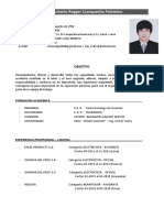 CV - Antonio