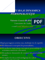 5 - Structura Si Dinamica Personalitatii