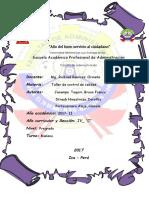 Análisis Mundial Y Nacional Perú