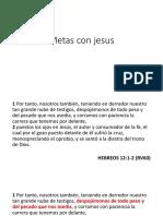 Metas Con Jesus