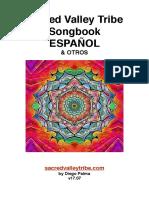 Cancionero de Música Espiritual / Sacred Valley Tribe