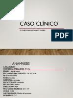 Caso Clínico Neumonia