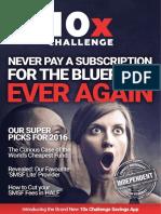10x Challenge Feb2016