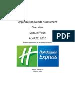 HIEX Executive Summary