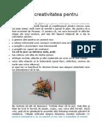 Colajul Și Creativitatea Pentru Proiecte