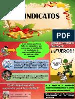 Diapositiva de Sindicatos