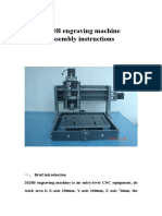 2020B Cnc Machine Manual