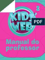 Manual Do Professor - Kids Web 2