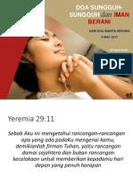 Hari Doa Wanita Sedunia 2017.ppt