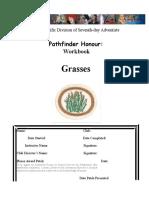 Grasses Honour Workbook 2