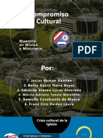 Parte 5 Compromiso Cultural