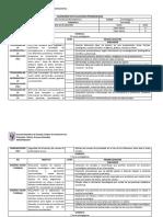 Calendario de Evaluaciones Programadas Tecnologia Sexto Basico