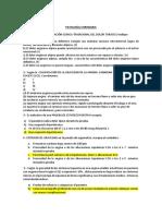CUESTIONARIO PATOLOGÍA CORONARIA