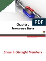 Transverse Shear 1