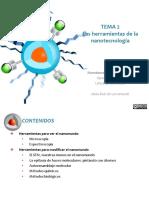TEMA02-Las Herramientas de La Nanotecnología_rev