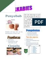 Poster Skabies Ph