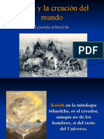 kóoch - Leyenda tehuelche