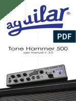 Manual Th 500 International
