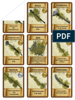 Dungeons & Dragons Equipment Cards PDF29