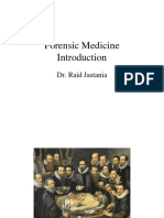 Forensic Medicine Introduction2