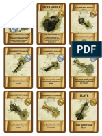 Dungeons & Dragons Equipment Cards PDF22