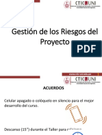 11. Gestion Riesgos CTIC UNI