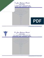 Receta Medica 2
