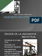 Ingeniera Industrial