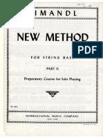 Simandl - New Method Part II