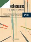 Deleuze y las fuentes de su fil - Julian Ferreyra, Matias Soich.pdf