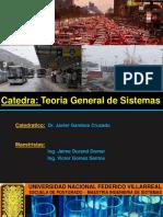 Logística Urbana Enfoque Sistemico