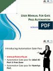 User Manual PCFC Version 1.1