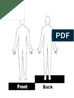 BodyMap Outline
