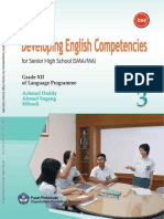 Developing English Competencies 3 Kelas 12 Achmad Doddy Achmad Sugeng Effendi 2009