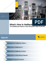 What is New in Netbackup 6.5(ppt)