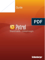Petrel 2013 Installation Guide