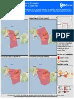 PDC Volcano Agung Impact 11-30-17 700UTC