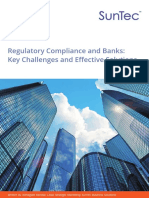 Regulatory Compliance and Banks Key Challenges and Effective Solutions