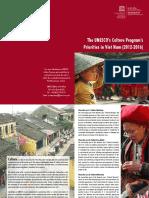 UNESCO-VN Culture Programme Priorities 2012-2016