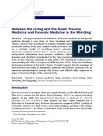 Between the Living and the Dead - Trauma Medicine in the Mid-Qing.pdf