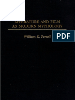 Literature and Film as Modern Mythology_William K. Ferrell.pdf