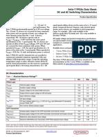 Ds181 Artix 7 Data Sheet