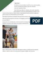 Antrenament Fizic Sarcina Bfk