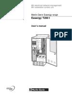 Easergy t200 i User Manual