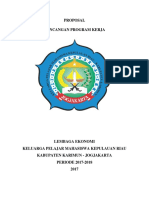 Proposal Lembaga Ekonomi Ari