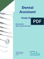 Dental Assisting Guidelines