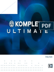 Komplete 10 Ultimate Setup Guide English