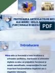 Recuperarea miinii protezate-recuperare articulara CURS 6+7.ppt